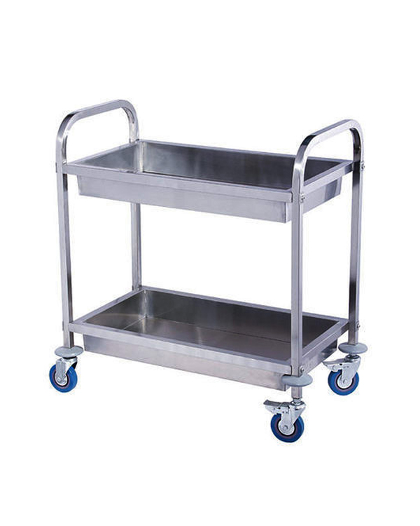 chapati-collection-trolley
