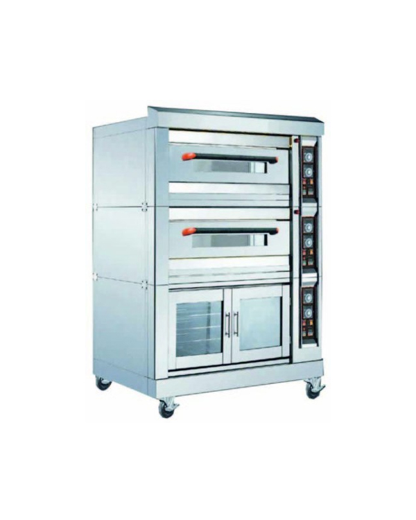 double-deck-oven-proofer