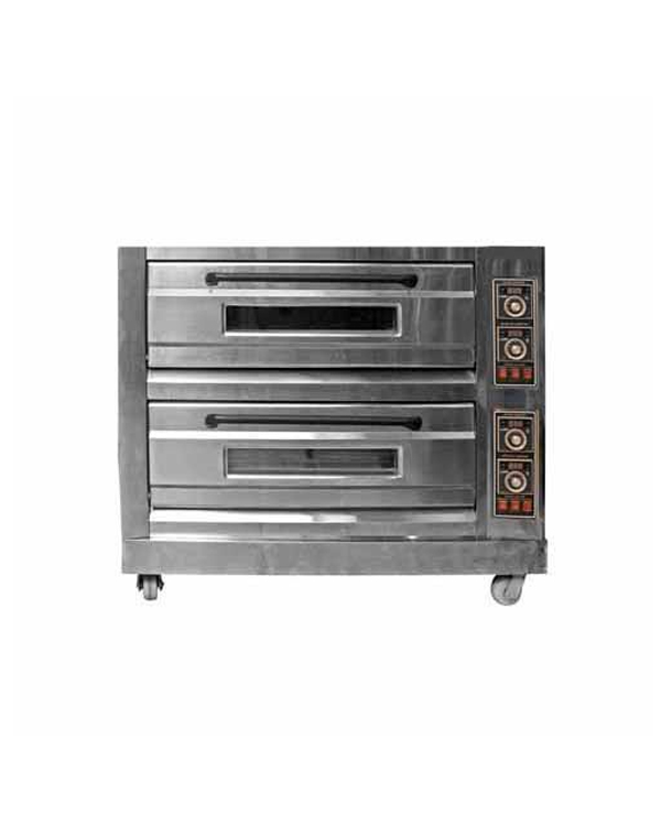 two-deck-oven