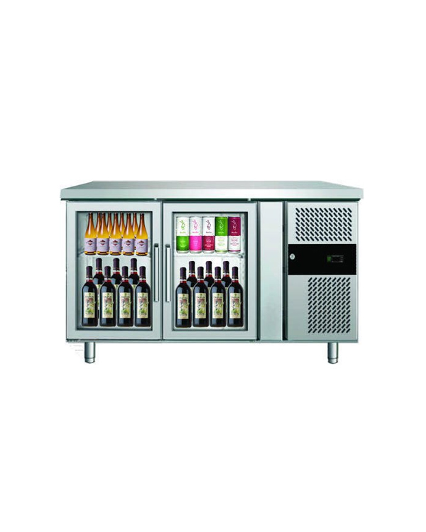 two-door-back-bar-wine-chiller