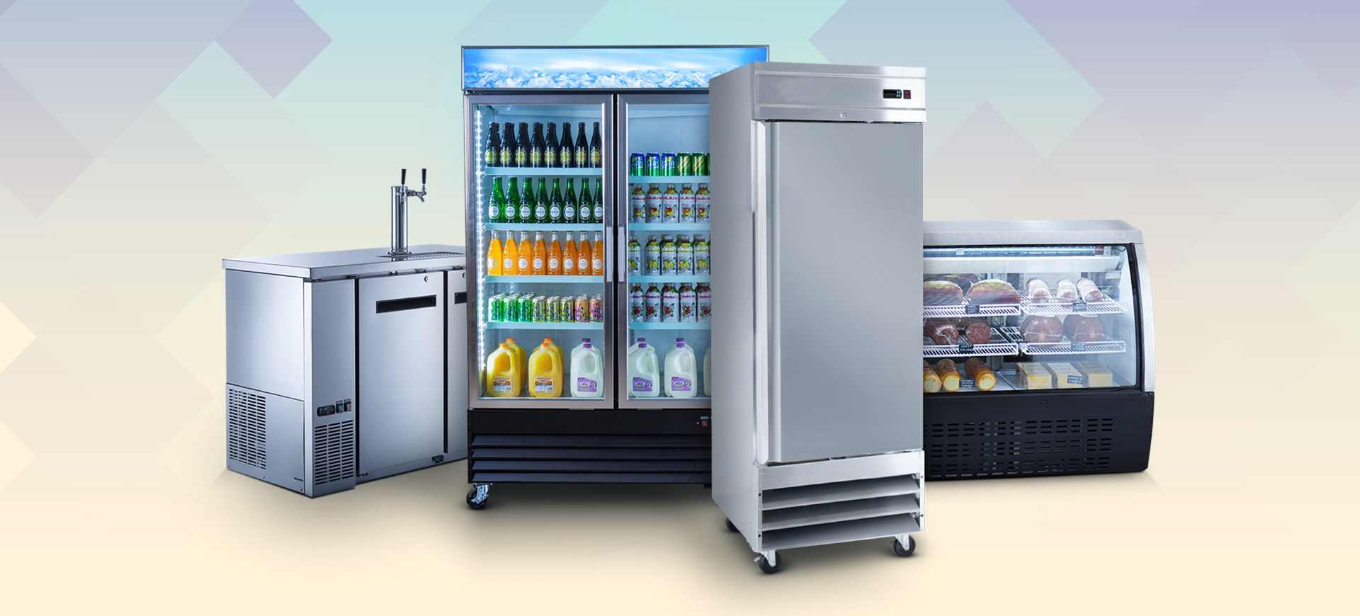 Commercial Refrigeration & Display Equipment